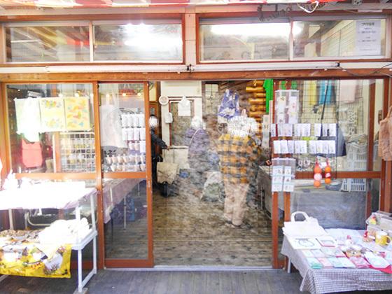 お店の様子KIMG2962