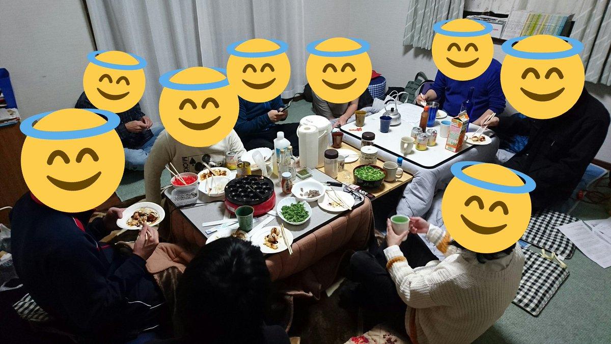 たこ焼き/非たこ焼きを食べる会
