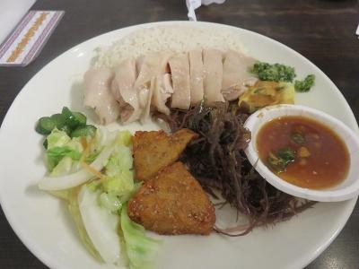 慶城海南雞飯3