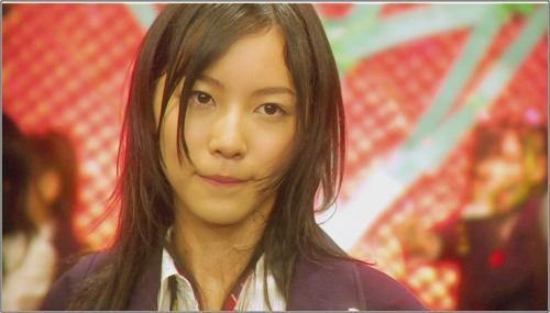 小学生でいきなりセンターの松井珠理奈