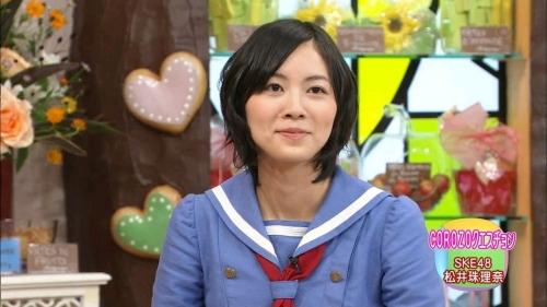 松井珠理奈そっくりの熟女デリヘル嬢