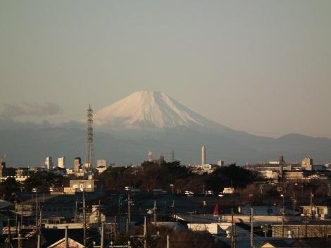 富士山1230