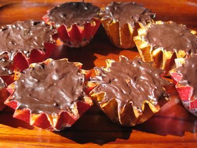 チョココーティングのスイートポテト