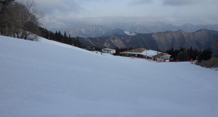 2015年2月28日 剣山スキー場