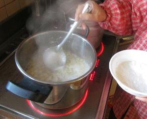 味噌造り (4)