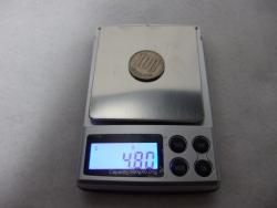 デジタル秤100円玉その3