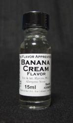 TPA・バナナクリームフレーバー