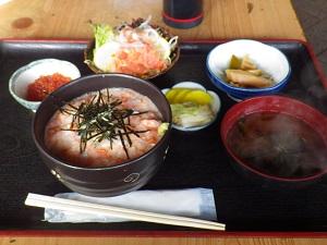 ふわトロ丼@定食