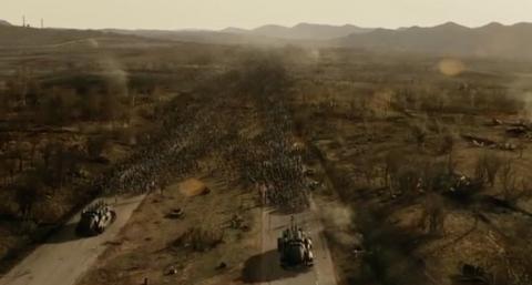 ゾンビ大祭りの「バイオハザード:ザ・ファイナル」