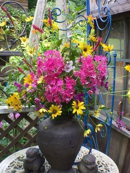 8,21名残の花