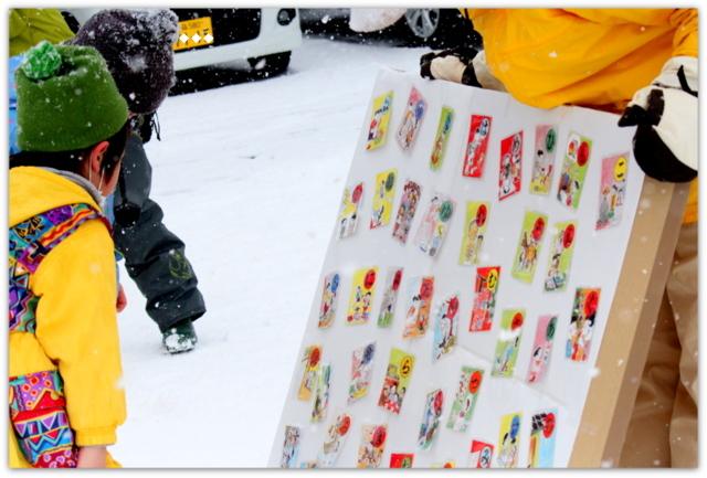 青森県 弘前市 保育園 雪上 運動会 スナップ 写真 撮影 出張 カメラマン インターネット 販売