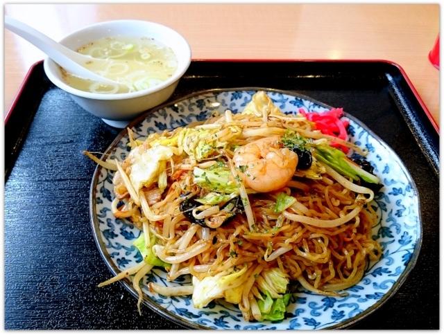 青森県 弘前市 ランチ グルメ 写真 食堂 ラーメン 定食 さんくまむ
