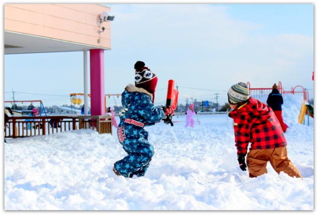 青森県 弘前市 保育園 運動会 雪上運動会 スナップ 写真 撮影 カメラマン 出張 インターネット 販売