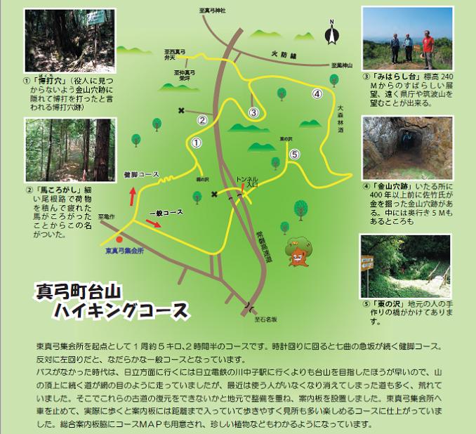台山コース