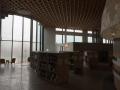 170211 岐阜 図書館 窓ぎわ