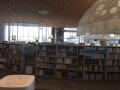 170211 岐阜 図書館 書棚
