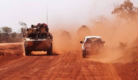 Sahara Kidnapping