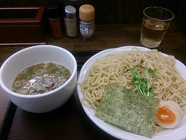 13:50つけ麺