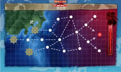 E2本土沖マップ