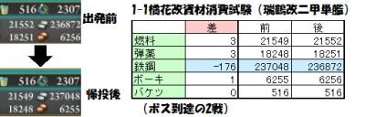 橘花改評価試験