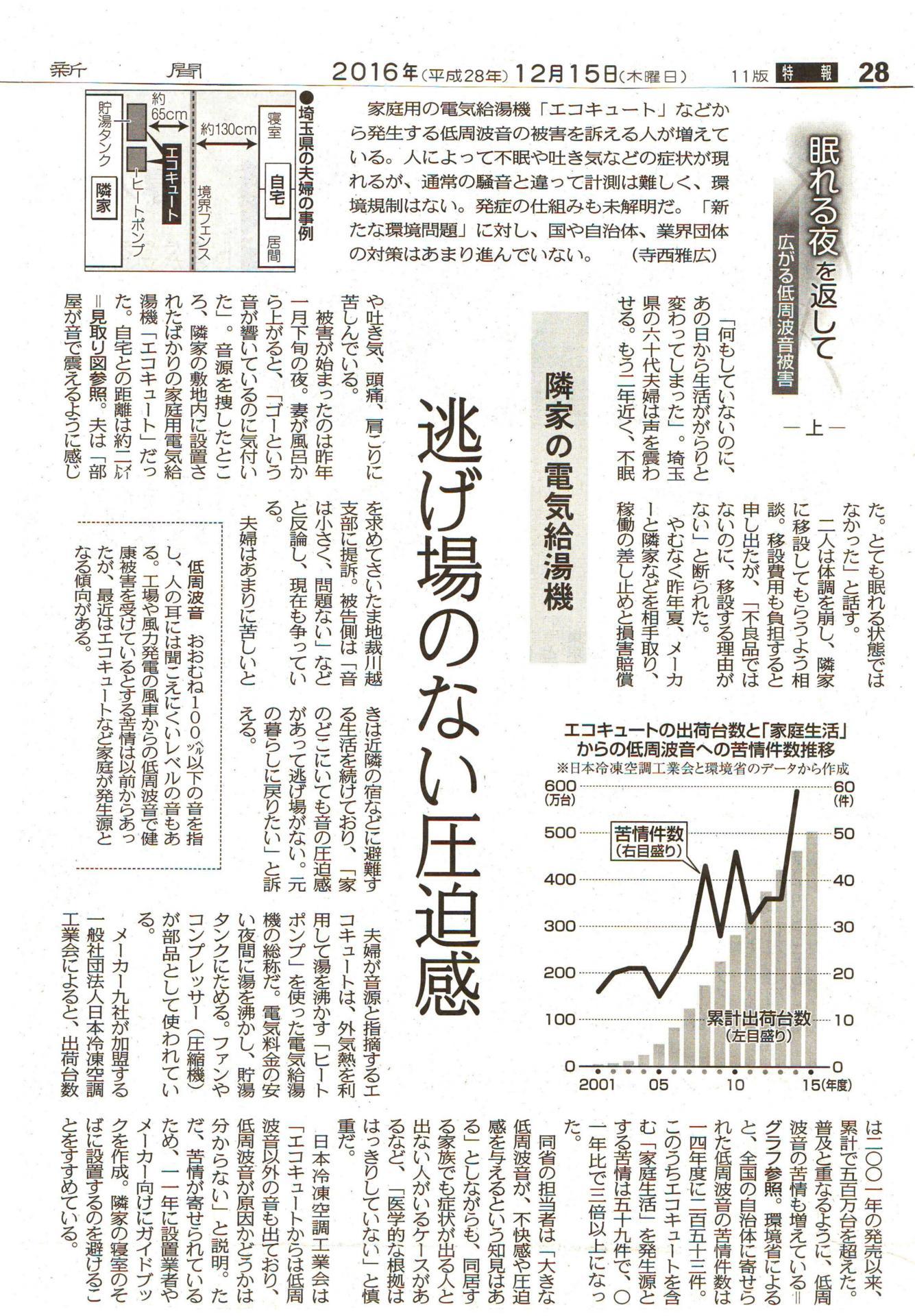 中日新聞20161215