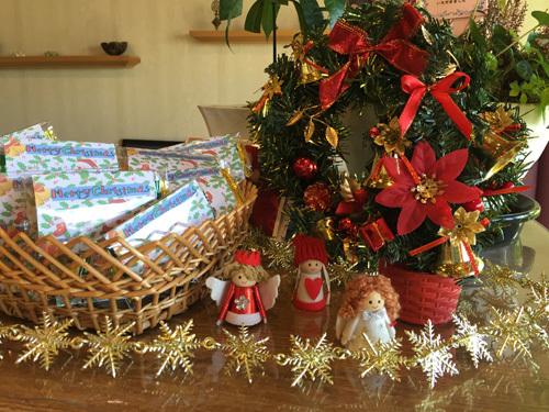 ②クリスマスブログ用