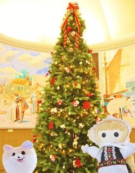 クリスマスツリーです