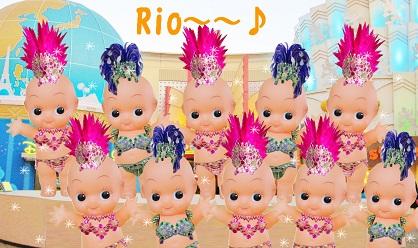 夏にはリオオリンピックがありました