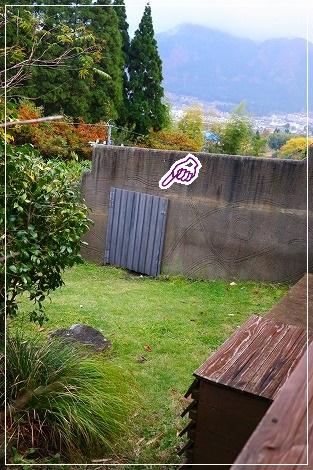 お庭にはドアがついてるのですが~