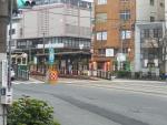 桜町電停(2017.1.9)