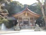 竈門神社(2017.1.16)