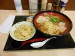 チンメン定食(2017.1.16)