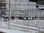 南福岡車両区(2017.2.11)