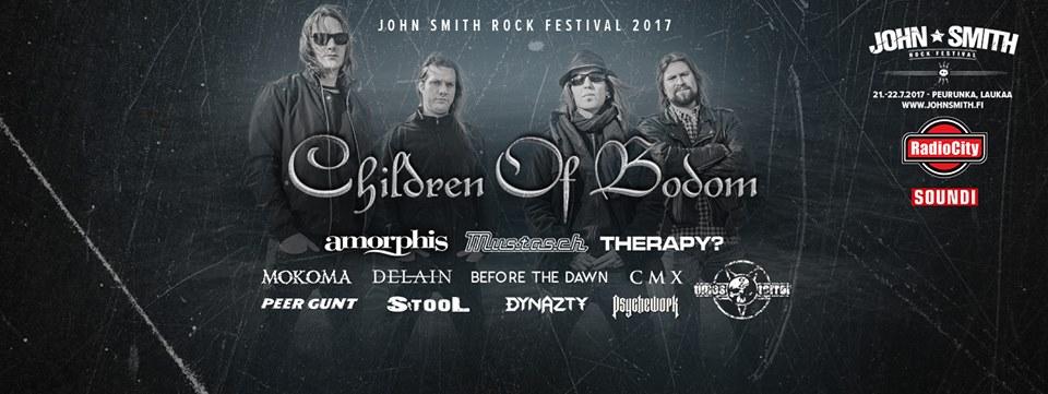 John Smith Rock Festival 2017