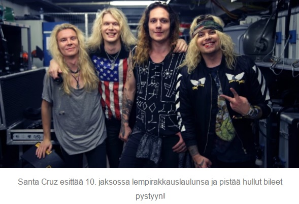 Santa Cruz Suomi LOVE 2017