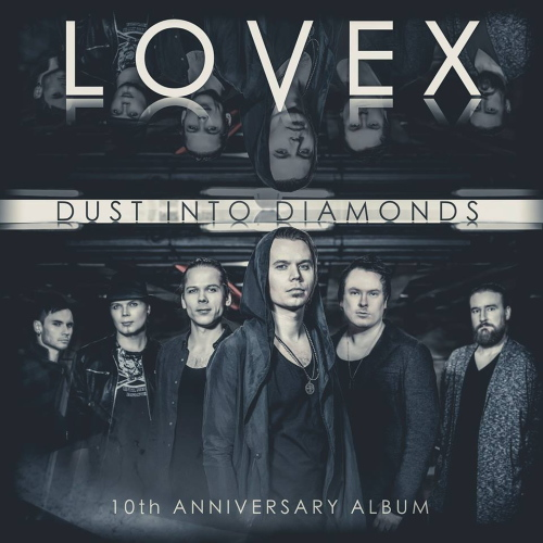 Lovex Dust Into Diamonds Kansi