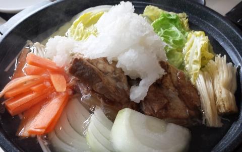 20170201_豚軟骨みぞれ蒸し(2)