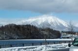 午後の岩手山