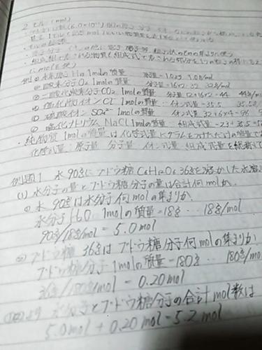 ノート 7