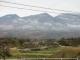 御代田から見る浅間山