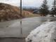 雪のあと雨になった