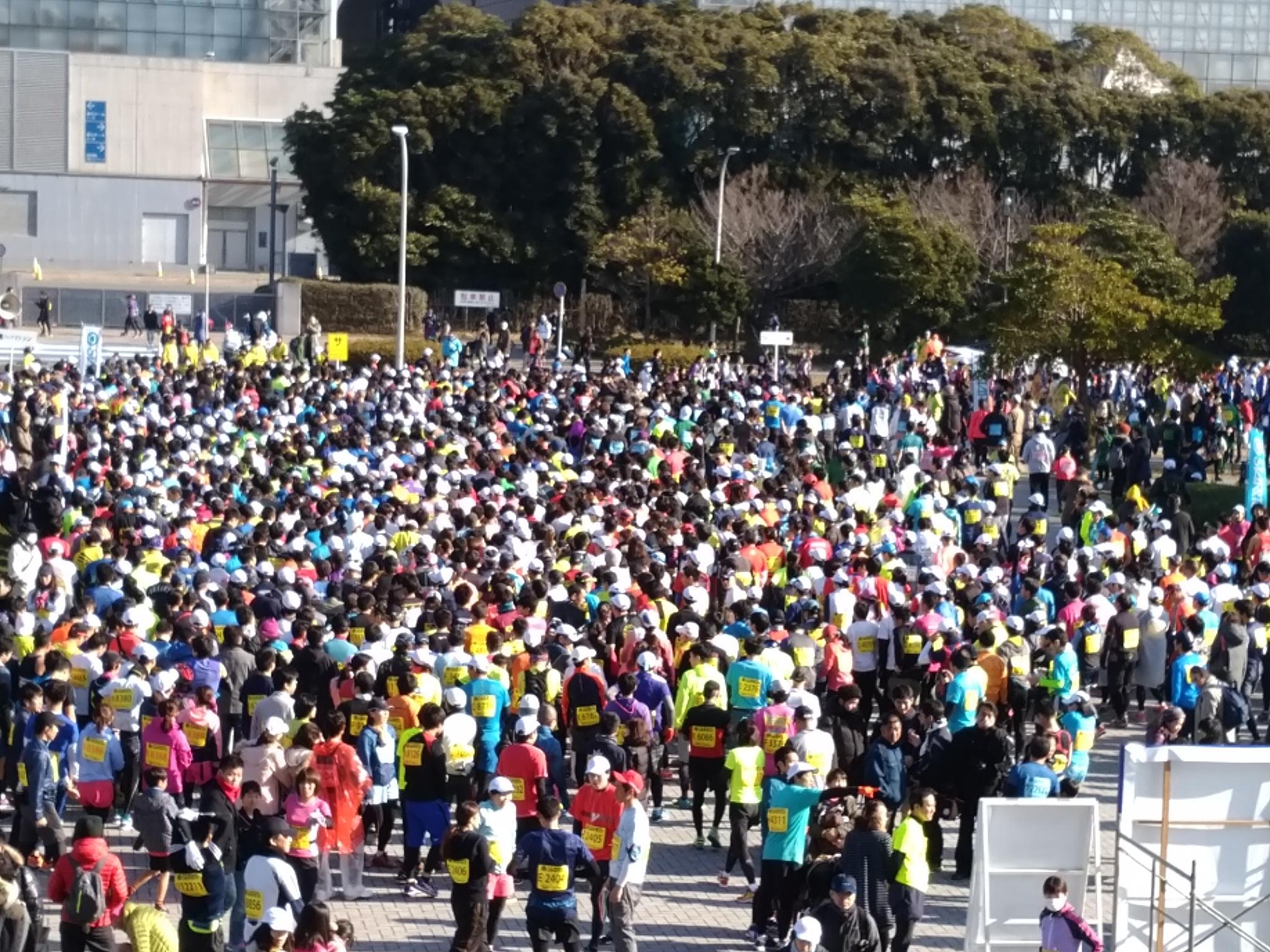 マラソン20170122
