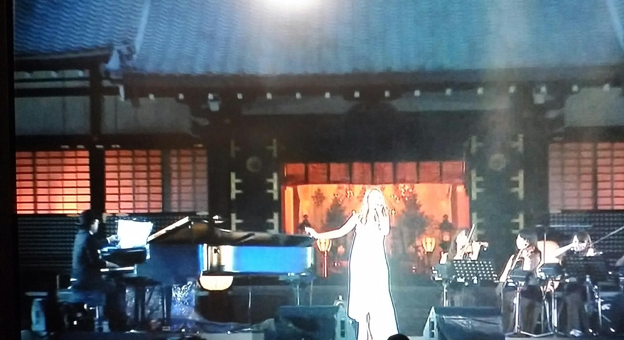 大覚寺音舞台2