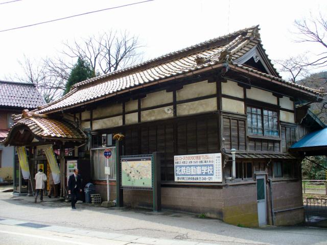 加賀一宮駅2