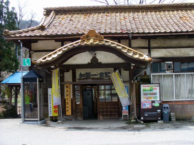 加賀一宮駅3