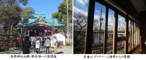 b0115-6 浅間神社社殿-多摩川ダイナー