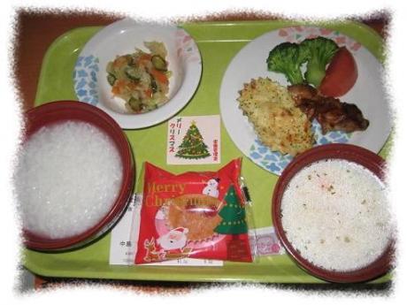 2016年12月24日クリスマスディナー