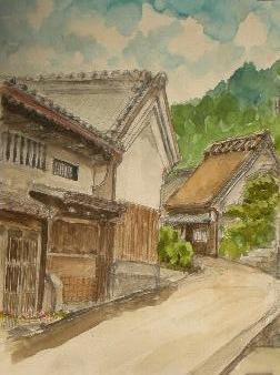 竹之内街道