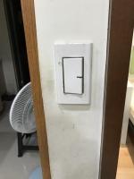 台所照明スイッチ161230