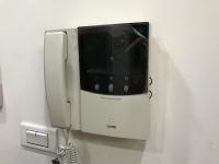 修理終わったインターフォン170104